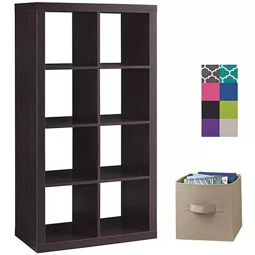 1000 ideas about cube organizer on pinterest 4 cube for Better homes and gardens 6 cube organizer