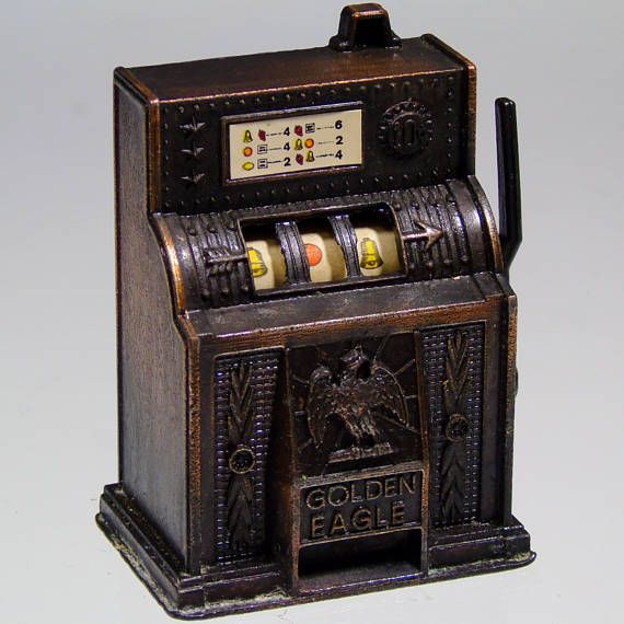 Dollhouse Miniatures In Las Vegas: 25+ Best Ideas About Vintage Slot Machines On Pinterest