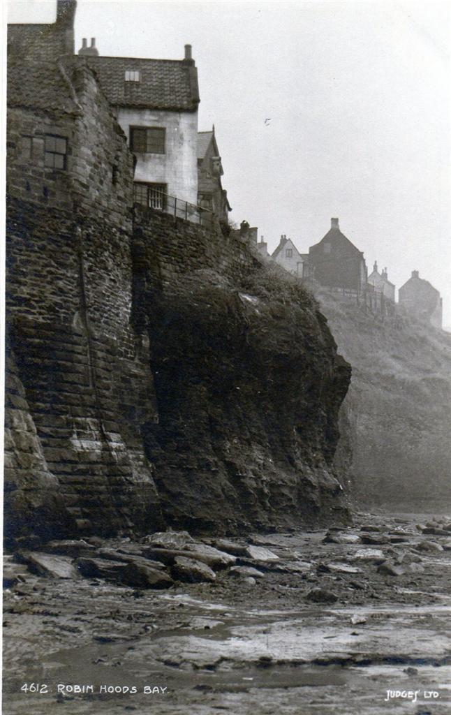 Sea Front Postcard RHB