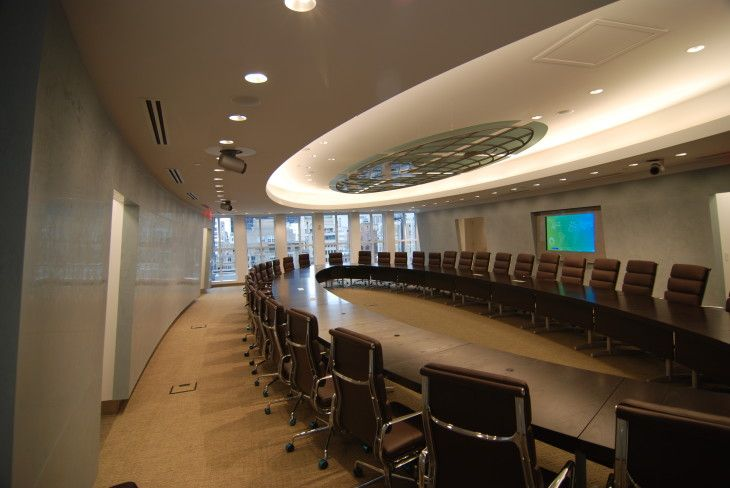Office Meeting Room Design Inspiration With Wonderful Ceiling Decorating - pictures, photos, images