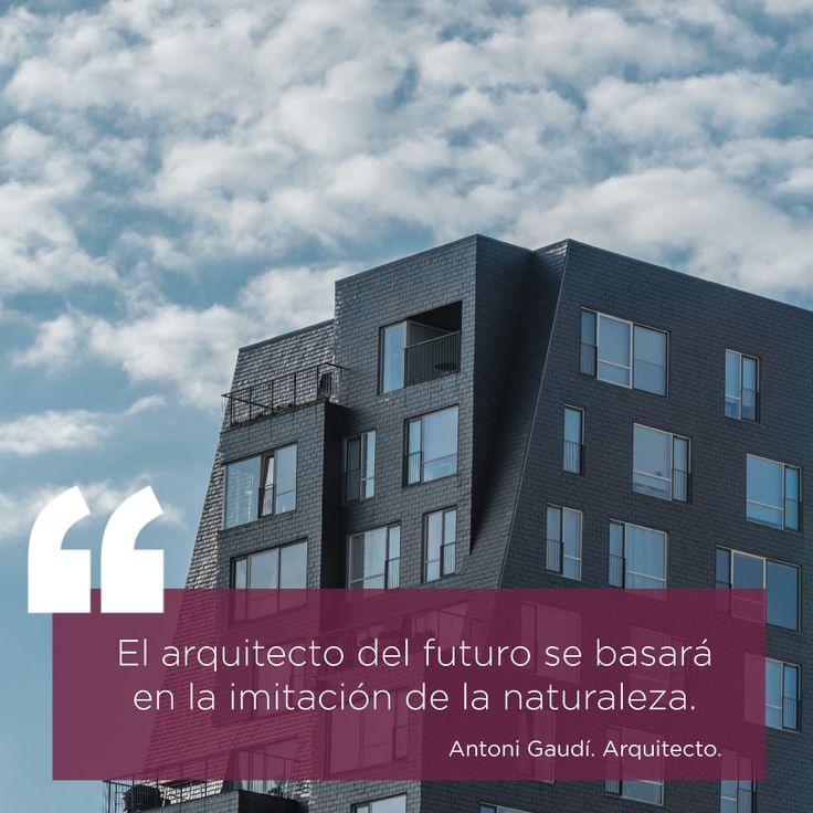El futuro de la arquitectura es sostenible | #inspiración