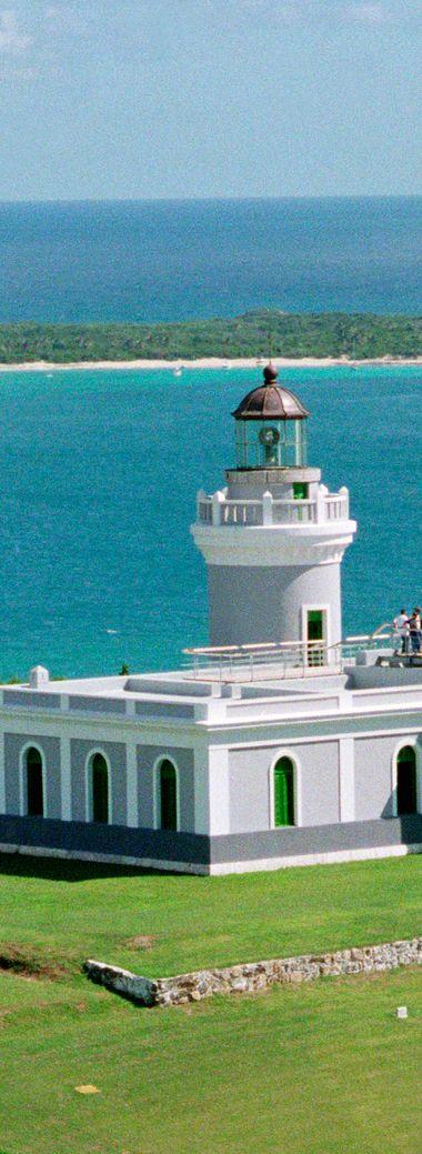 Faro Los Morrillos de Cabo Rojo - Puerto Rico