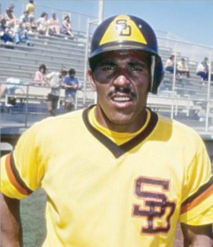 Luis Salazar - San Diego Padres