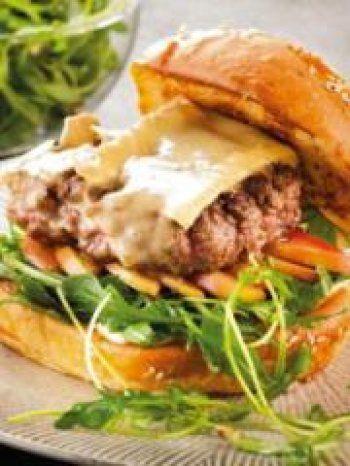 40 recettes de hamburger maison : 40 recettes de hamburgers maison - Journal des Femmes Cuisiner