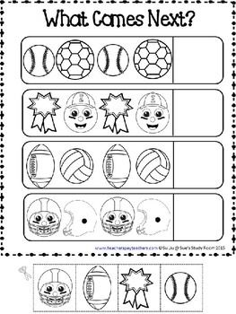 1000 images about kindergarten sport theme on pinterest soccer number words and olympic games. Black Bedroom Furniture Sets. Home Design Ideas