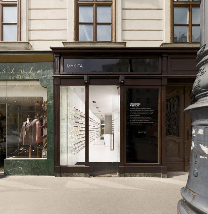 MYKITA opens shop in Vienna | Yatzer