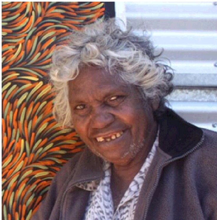 Gloria Petyarre - arguably the most famous & significant female Australian artist living & working today