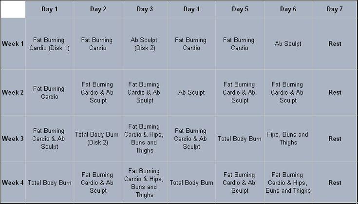 Hip Hop Abs Schedule Hip Hop Abs Best Abs Fun Workouts
