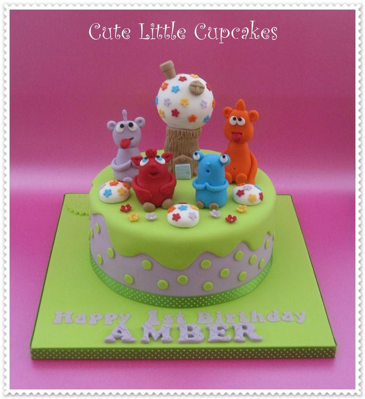 Decorating St Birthday Cakes