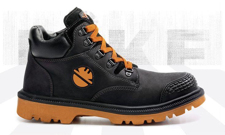 DINT HIGH - S3 HRO SRC - Chaussures de sécurité