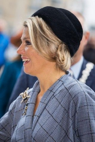 Queen Máxima, October 10, 2015 | Royal Hats
