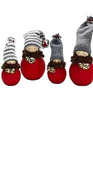Little knitted Christmas people :-)