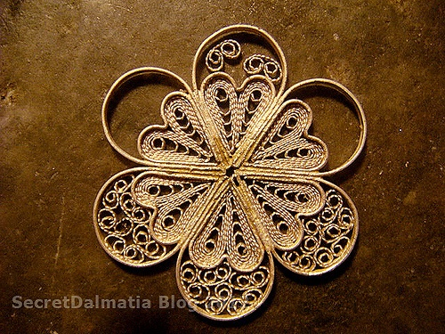 Guest Blogger - Ruth Seba and Traditional Filigree Jewelry Design