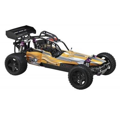 1/5th GAS POWERED RC CAR /Max Speed: 80km/h