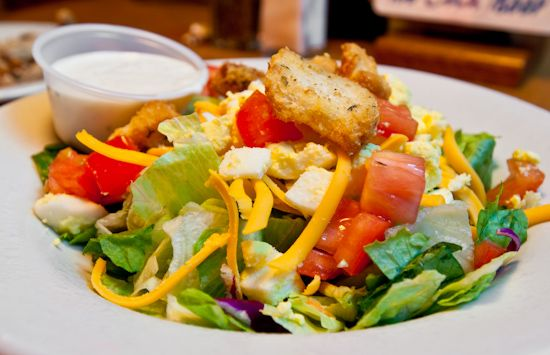 Texas Roadhouse - House Salad