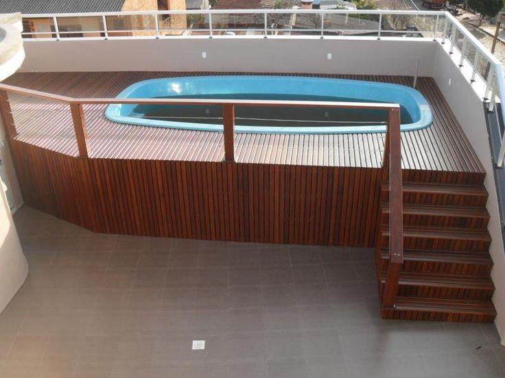gallery of como hacer piscina de obra elevada with hacer una piscina - Como Hacer Una Piscina De Obra