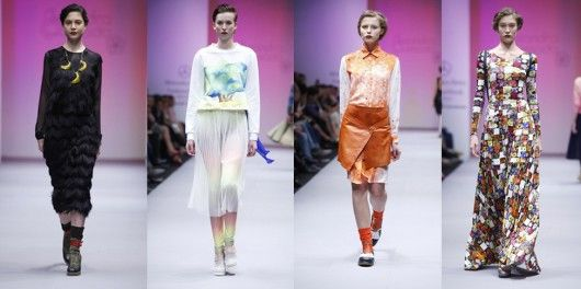 Alejandra Quesada - Mercedes-Benza Fashion Week México O/I 2014