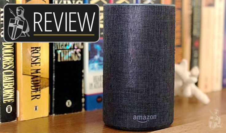 Amazon Echo review You're fast running out of excuses not to own one of these speakers - Express.co.uk #757Live