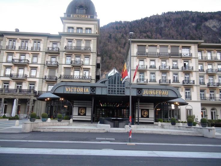 Victoria Jungfrau Hotel-Interlaken https://www.facebook.com/CruiseDreams?ref=ts