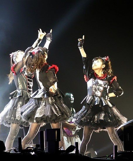 BABYMETAL02/04/2016Live at SSE Arena wembley London 2016 by...