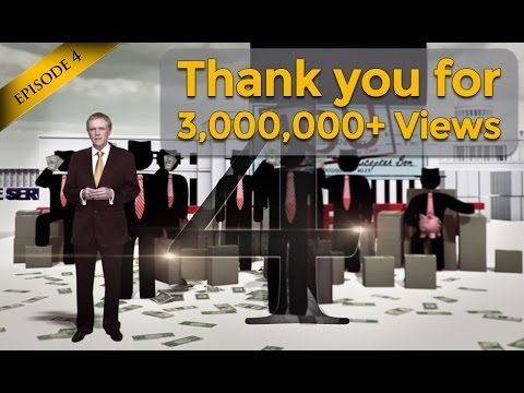 The Biggest Scam In The History Of Mankind (Documentary) - Hidden Secrets of Money 4 | Mike Maloney - YouTube This is a very informative video. If you care for your love ones it is a must watch. Then share!