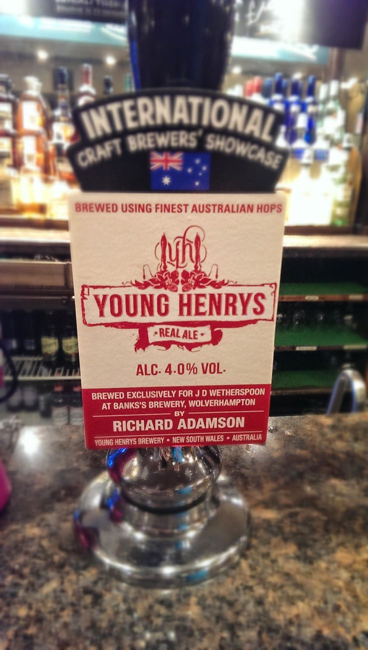 Young Henrys - 65/100