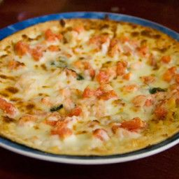 Lobster Pizza (Red Lobster copycat)