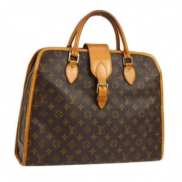 Louis Vuitton Rivoli Soft Briefcase Louisvuittonhandbags Louis Vuitton Vintage Louis Vuitton Handbags Louis Vuitton Handbags
