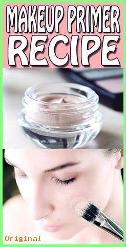 50+ Hautpflege – DIY Make-up Primer Rezept ist nur für Sie. hör auf diese chem…