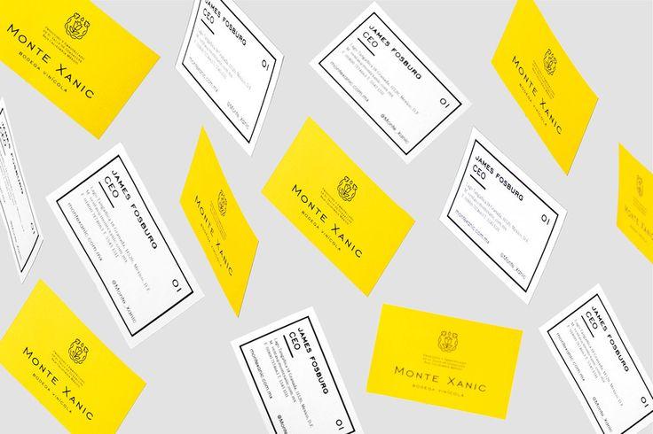 Monte Xanic — The Dieline - Branding & Packaging