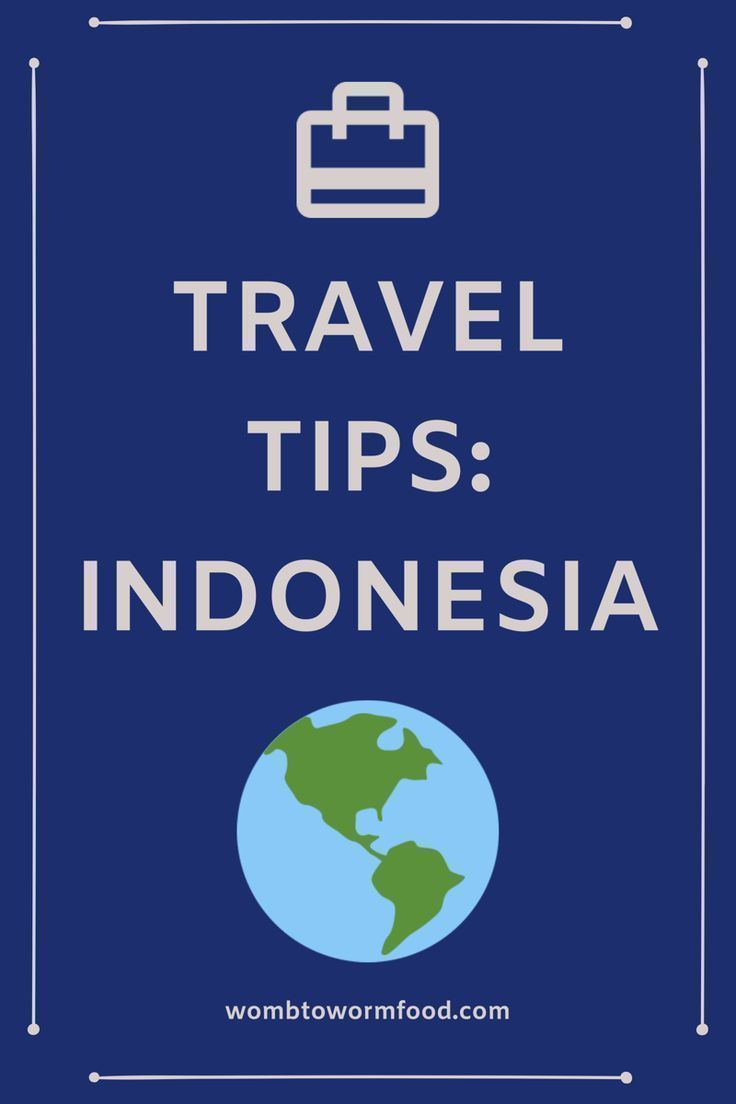 Traveling to Indonesia? Have no idea what to pack?…