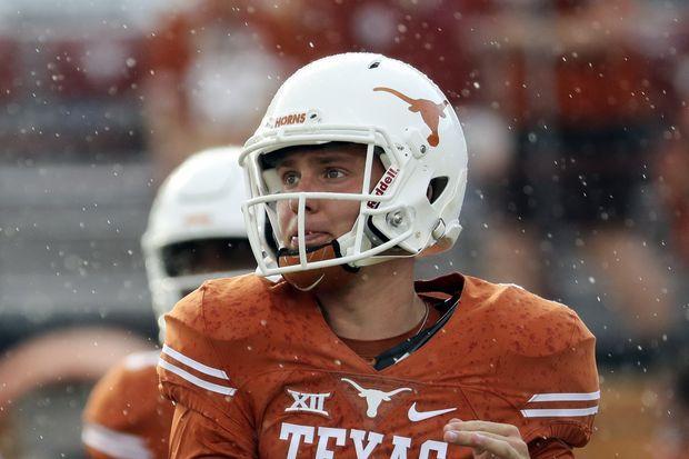 Texas QB Shane Buechele admits mistake on 3rd-down fumble vs. WVU - Burnt Orange Nation