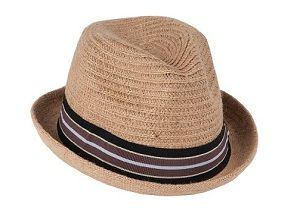 This simple and stylish fedora is made entirely from jute. Unlike so many hats made from chemically processed fibres, these natural fedoras will not cause skin irritation. They're lightweight and breathable, making them a perfect accessory for hot summer days. http://www.onegreenplanet.org/lifestyle/the-joys-of-jute-8-eco-friendly-jute-products/5/