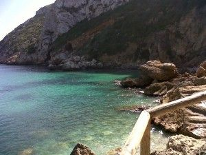 Grenadella beach is located in a tiny cove by Javea. It spoils it visitors with some of the most amazingly breathtaking scenery you could possibly hope to find. At the same time grenadella is strangely quiet and undisturbed which only adds to the natural beauty of this hidden gem.
