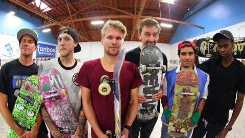 THE ULTIMATE BRAILLE S K A T E TOURNAMENT! | SEMI FINALS – Braille Skateboarding: Source: Braille Skateboarding on YouTube Uploaded: Sat,…