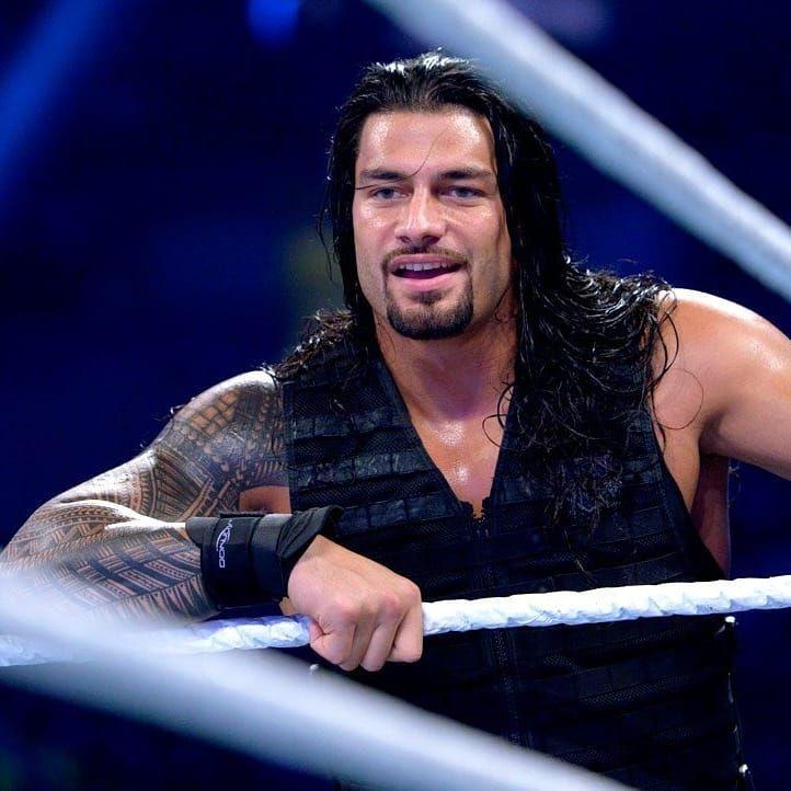 Roman Reigns sur Instagram : Throwback