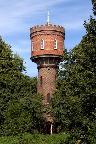 Watertoren Zaltbommel (Stadsdijk)