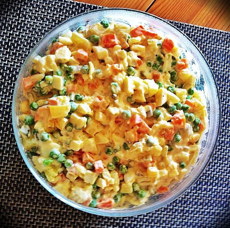 Salade polonaise