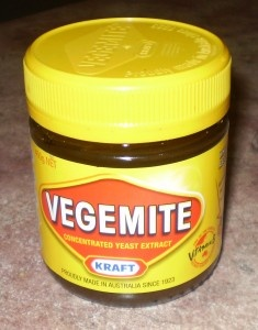 Who can live without vegemite on toast!