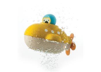 Plan Toys – Submarine and Submariner
