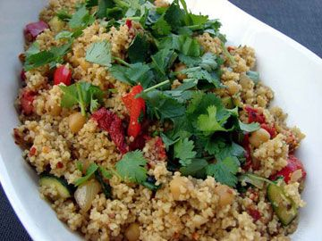 Couscous, Salads and Lifestyle on Pinterest