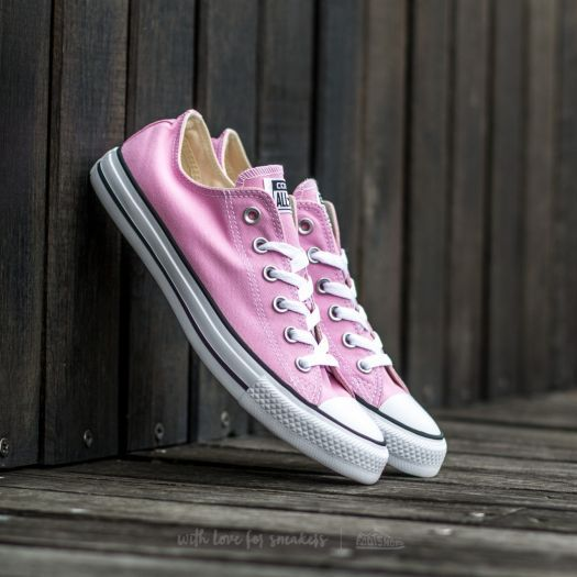 Converse Chuck Taylor All Star OX Icy Pink za skvělou cenu 1 690 Kč s dostupností ihned najdete jen na Footshop.cz!