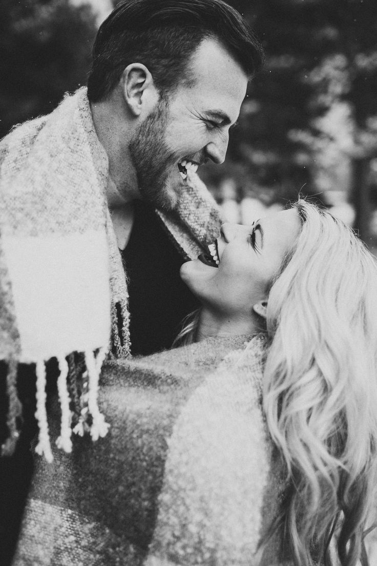 Why are engagement photos the only time a couple takes cute pictures?!