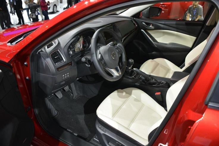 Новая 2013 Mazda6