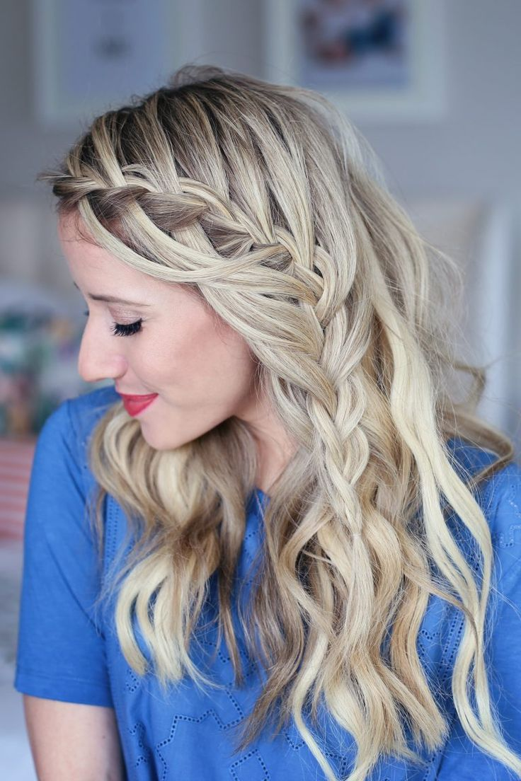 Quick Hairstyles For Braids 27 Best Images About Braided Hairtyles On Pinterest Casual