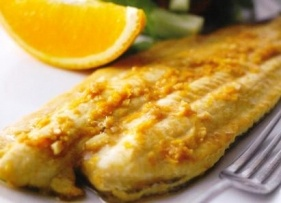 Sole Fillets With Oranges Recipe