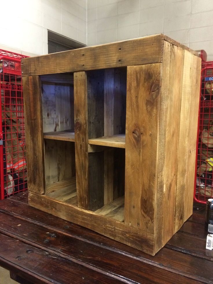 Pallet Liquor Cabinet My Projects Pinterest Liquor