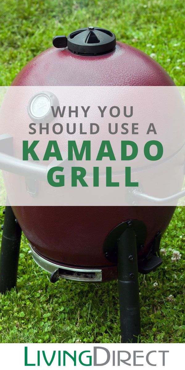 Why You Should Use a Kamado Grill: There are many benefits to cooking on a kamado grill. While many of the methods for cooking on a Kamado grill can be achieved on other gas and charcoal grills, the Kamado is the ultimate cooker that checks all of the boxes.