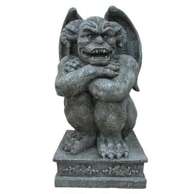 enjoyable home depot garden statues. Home Accents Holiday 36 in  Large Gargoyle Statue with LED Lights at The Depot Mobile 317 best All Hallows Eve Decor images on Pinterest eve