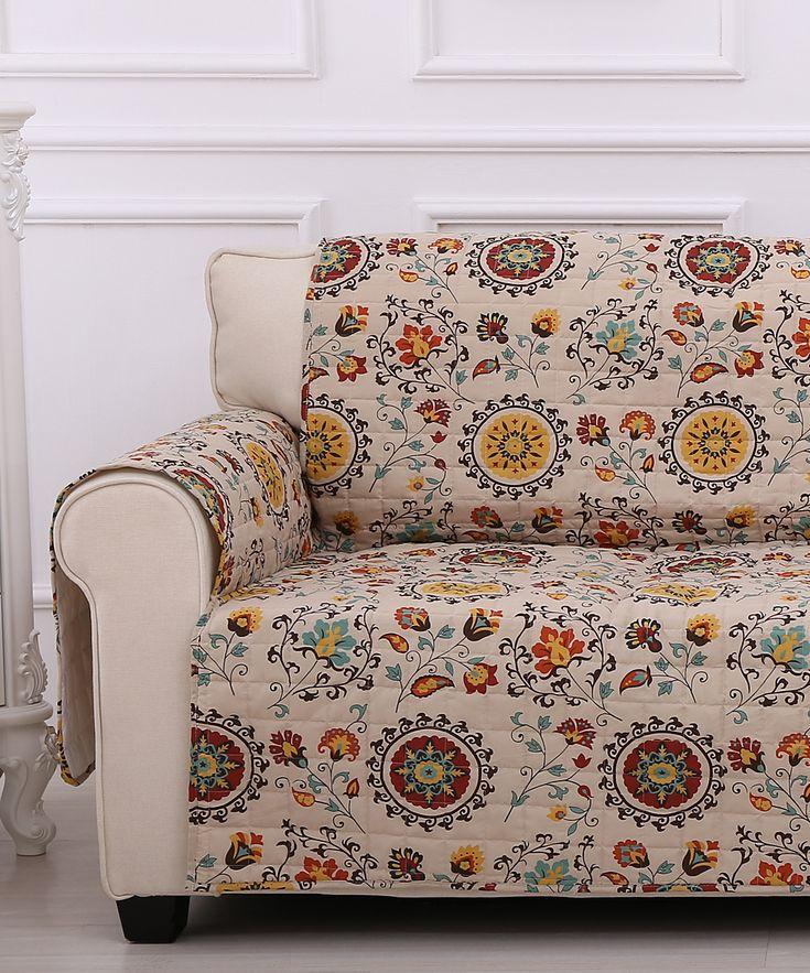 Asmara Sofa Protector